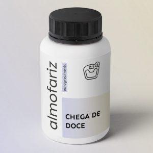 CHEGA DE DOCE